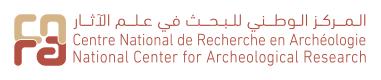 Centre National de Recherche en Archéologie